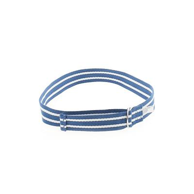 Belt: Blue...