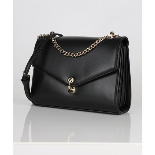 Seidenfelt Mini Bag KISA, by Ana Johnson schwarz Damen Taschen