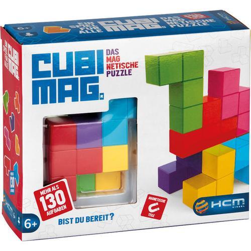 Cubimag – Das magnetische Puzzle, bunt