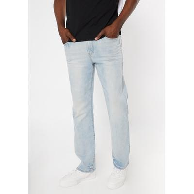 Rue21 Mens Ultra Flex Light Wash Bootcut Jeans - Size 28X30