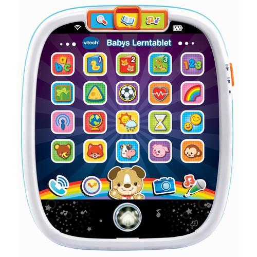 Vtech Lerntablet Babys Lerntablet, mit Sound bunt Kinder Tablets SOFORT LIEFERBARE Technik
