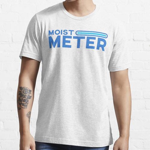 Feuchtes Messgerät Essential T-Shirt
