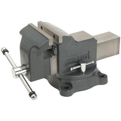 """Wilton Tools Ws4 4in Shop Vise Unit EA 82563300 Model: EA"""