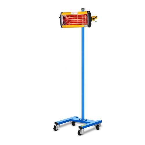 MSW Infrarot-Lacktrockner - 1.100 W - 1 Strahler IR-DRYER1000