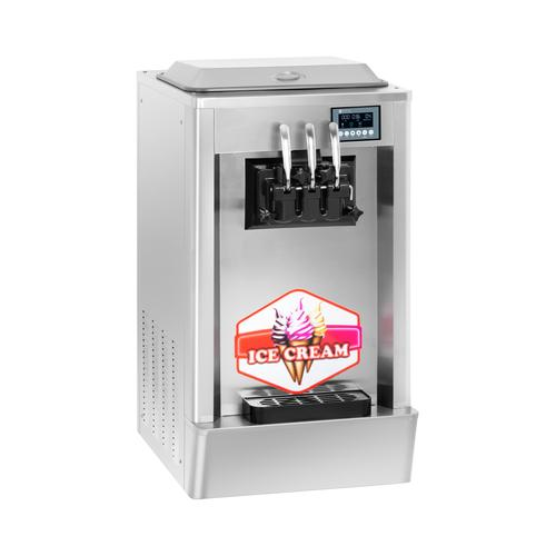 Royal Catering Softeismaschine - 1.870 W - 2 x 8,5 L - 20 L/h RCSI-20-3