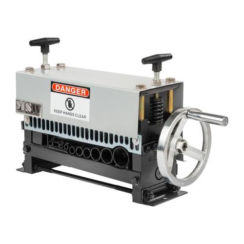 MSW Kabelschälmaschine - manuell - 11 Einschübe MSW-WS-005