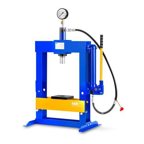 MSW Werkstattpresse hydraulisch - 10 t Pressdruck MSW-WP-10T