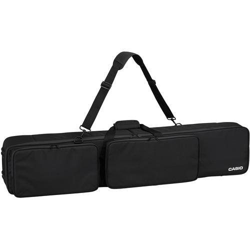 CASIO Piano-Transporttasche SC-800 schwarz Audio SOFORT LIEFERBARE Technik