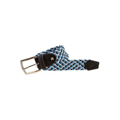 Daniel Hechter Hochwertiger Gürtel blau Damen Ledergürtel Accessoires