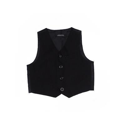 Assorted Brands Tuxedo Vest: Bla...