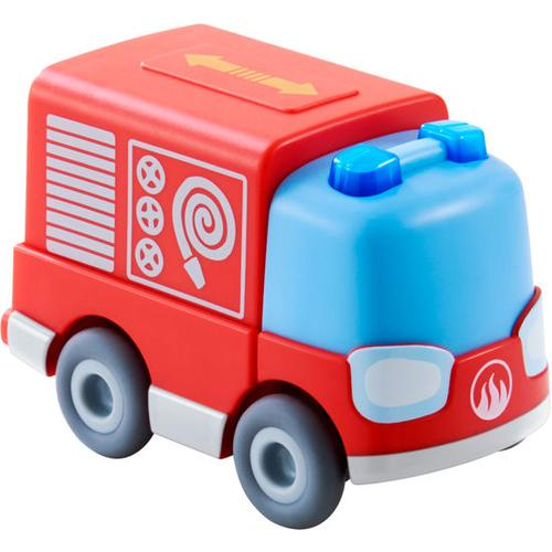 HABA Kullerbü – Batterie-Feuerwehrauto, rot