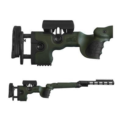 Grs Riflestocks - Grs Riflestocks Tikka T3/X Warg Stocks - Tikka T3/X Warg Stock Green