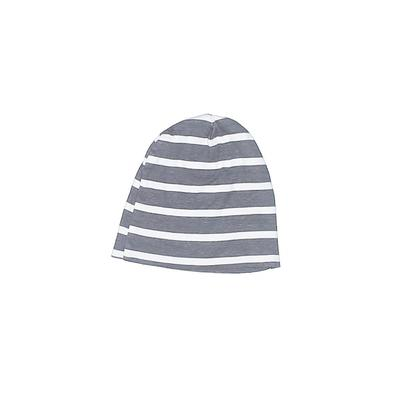 Gerber Beanie Hat: Gray Stripes ...