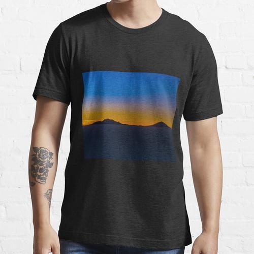 Popocatepetl und Iztaccihuatl Essential T-Shirt