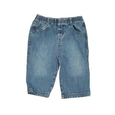 U.S. Polo Assn. Jeans - Elastic: Blue Bottoms - Size 18 Month