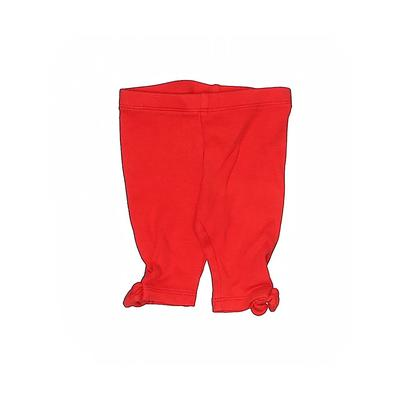 Gymboree Leggings: Orange Solid ...