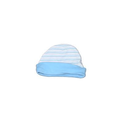 Cuddle Bear Beanie Hat: Blue Str...