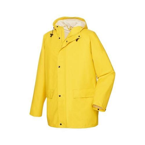 PU-Regenjacke »LIST« Größe XL gelb, teXXor