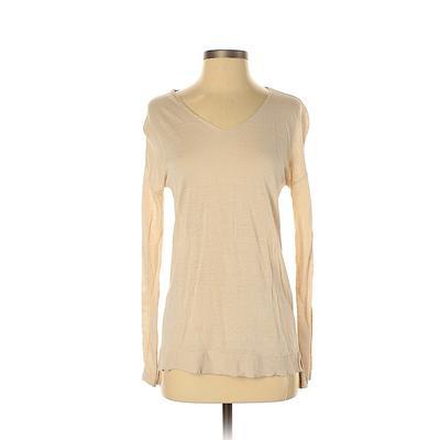 Ann Taylor Pullover Sweater: Tan...
