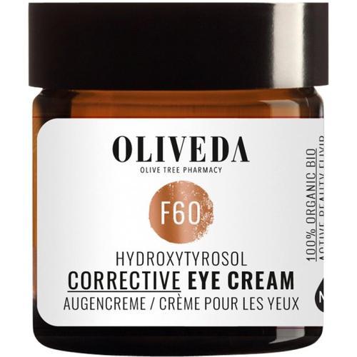 Oliveda F60 Augencreme Hydroxytyrosol Corrective 30 ml