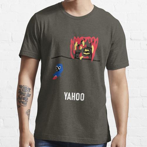 Yahoo Essential T-Shirt