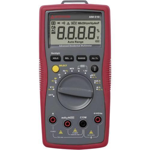 Beha Amprobe, Multimeter, Hand-Multimeter digital AM-510 (CAT III 600V)