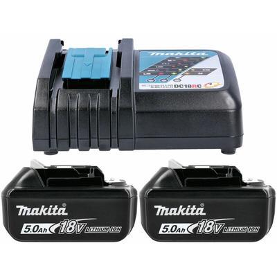 Makita Genuine BL1850 18V Li-Ion...