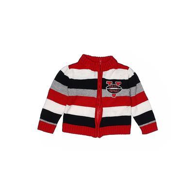 Little Rebels Jacket: Red Jacket...
