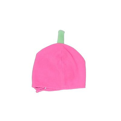 Old Navy Hat: Pink Solid Accesso...
