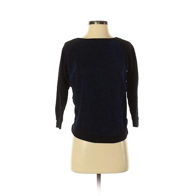 Forever 21 Pullover Sweater: Bla...