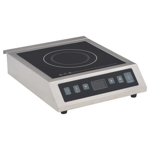 vidaXL Elektrischer Tisch-Induktionskochfeld mit Touchscreen 3500 W