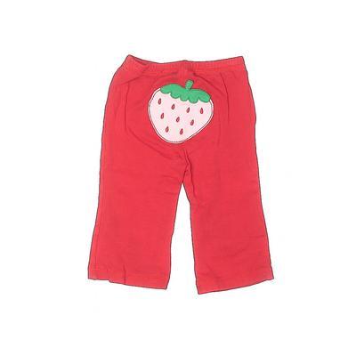Carter's Leggings: Red Bottoms -...
