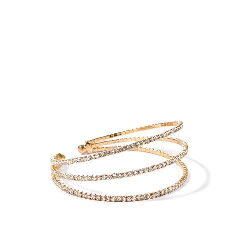 LASCANA Armband, in eleganter Optik goldfarben Damen Armketten Armbänder Schmuck Armband