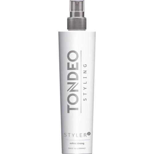 TONDEO Styling Styler 2 Haarlack ohne Treibgas Extra Strong 200 ml Haarspray