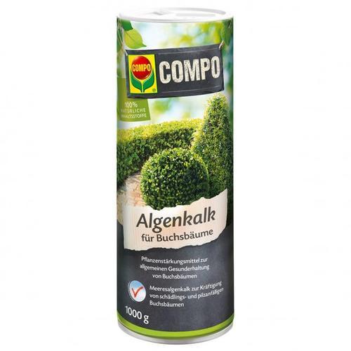 Algenkalk für Buchsbäume, 1 kg