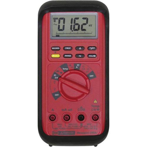 Beha Amprobe, Multimeter, Hand-Multimeter digital HEX340 (CAT III 1000V, CAT IV 600V)