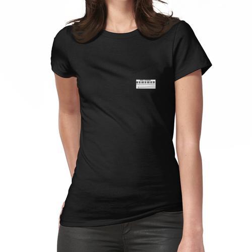 Klavier / Keyboard Frauen T-Shirt
