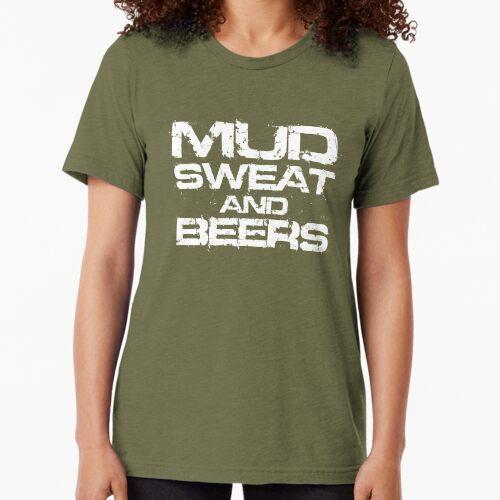 Schlamm Schweiß und Biere Vintage T-Shirt