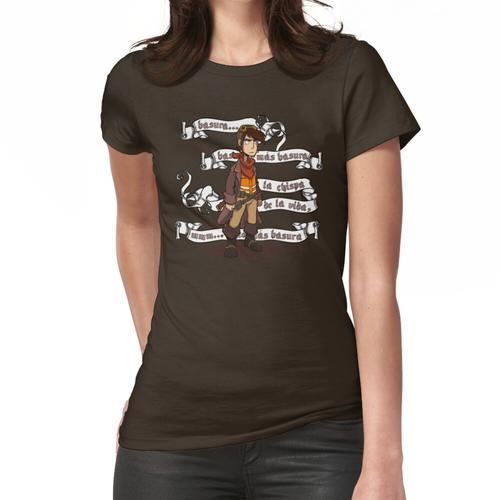 Deponia Frauen T-Shirt