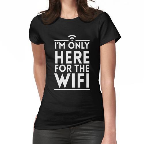 Hier für das WLAN Frauen T-Shirt