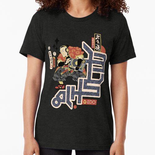 DREHBARER SAMURAI Vintage T-Shirt