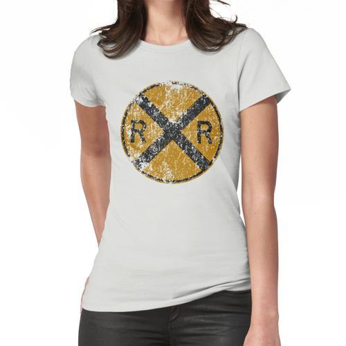 Eisenbahnen Frauen T-Shirt