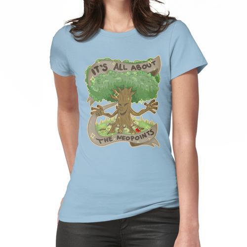 Der Geldbaum Frauen T-Shirt