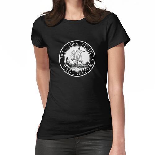 Vikings World Tour / Wikinger / Vikings Frauen T-Shirt