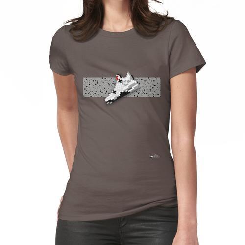 8-Bit-Basketballschuh 4 T-Shirt Frauen T-Shirt