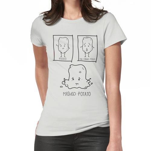 Kartoffelbrei Frauen T-Shirt