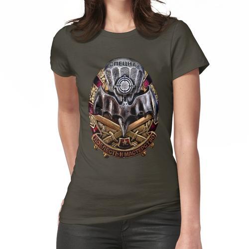 oder Spetsnaz. Frauen T-Shirt
