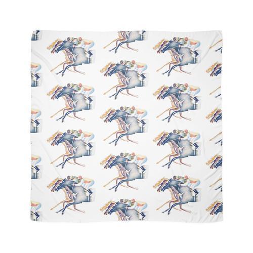 Pferderennen Tuch