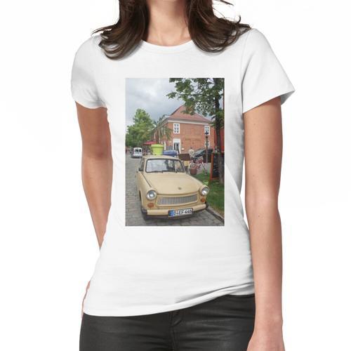 Trabant - `DDR` Ostdeutsches Auto (` Auto`) Frauen T-Shirt