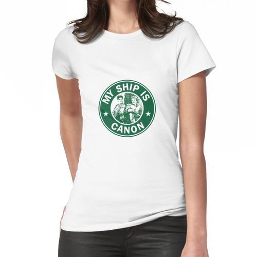Merthur Kaffee-Haferl Frauen T-Shirt